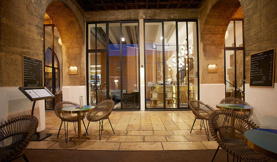 Restaurante Le Poulpe